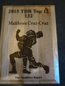 Matthew Cruz-Cruz of Cleveland