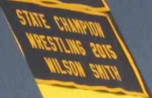 Newest State Champion